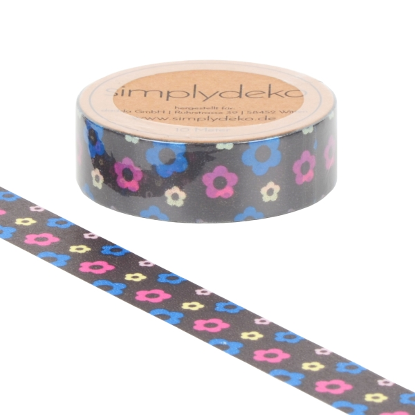 Masking Tape Washi-Tape Hippie