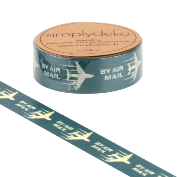 Masking Tape Washi-Tape Sprüche By Airmail
